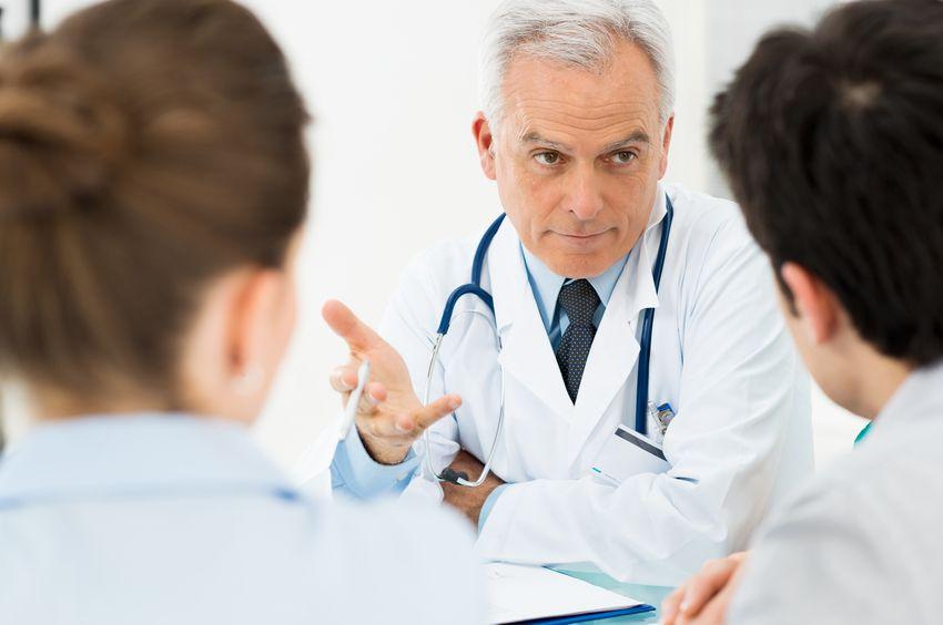 parents-et-médecin